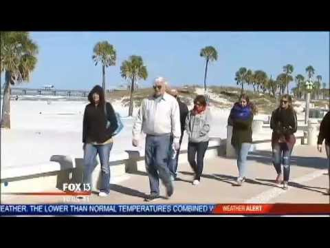 Florida's Unbearable Two Days Of Winter