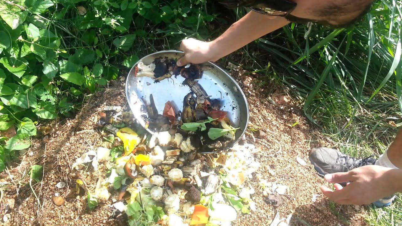 Como fazer compostagem simples youtube for Como criar caracoles de jardin
