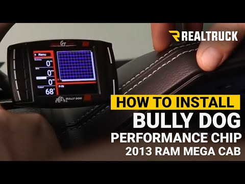 How to Install the Bully Dog Performance Chip