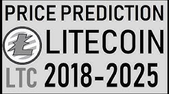 LITECOIN [LTC] REAL PRICE PREDICTION  2018-2025⚡BEST CRYPTO INVESTMENT⚡$$$