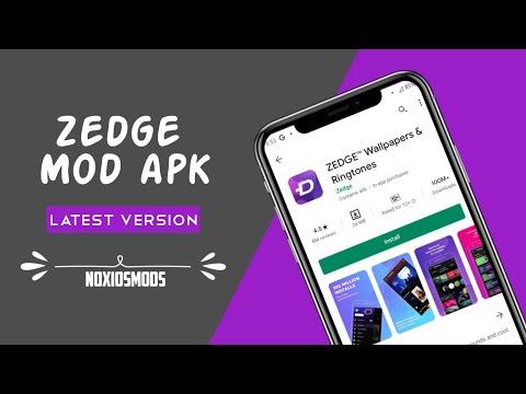 Zedge Premium Apk Download  Zedge Mod Apk Download  All Premium Unlock + Ad-Free
