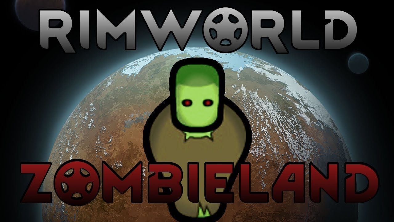 [8] Setting Up Military Grade Turrets | RimWorld B18 Zombieland