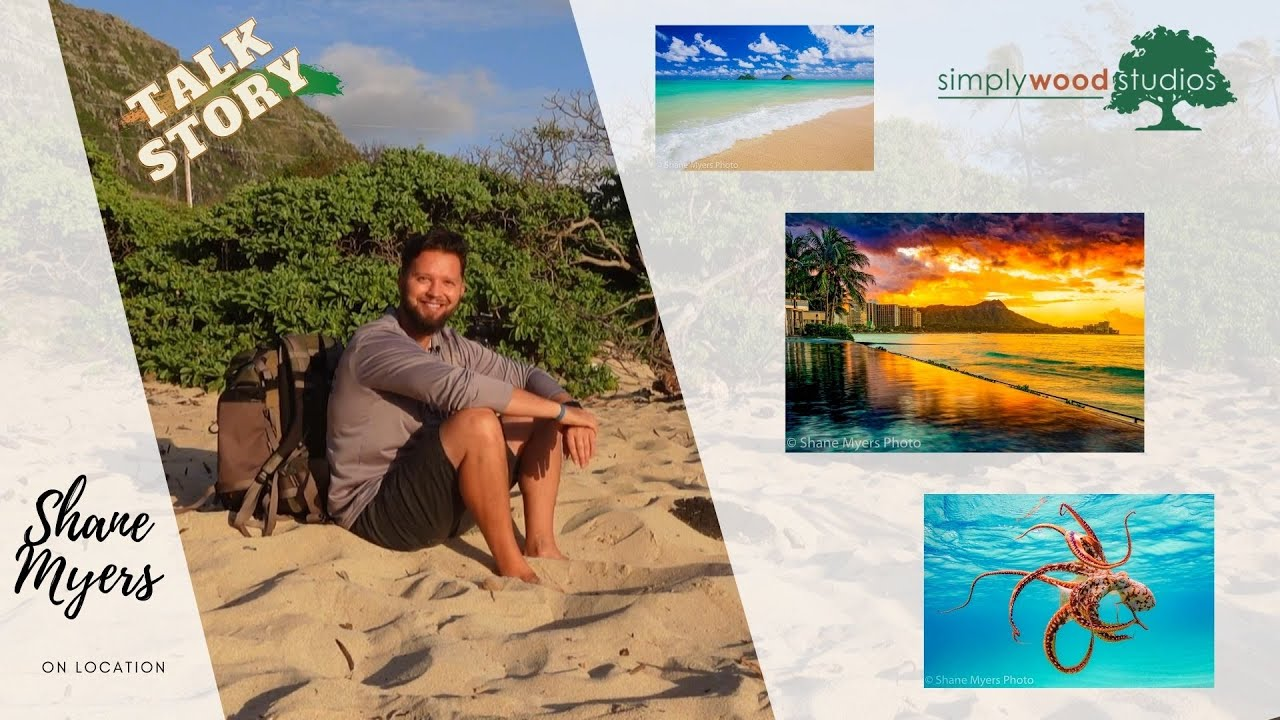 Let's Talk Story with Hawaii Photographer Shane Myers