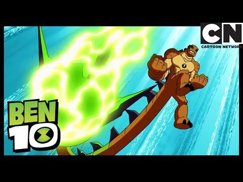 Sem Curtidas Pra Você | Ben 10 em Português Brasil | Cartoon Network from YouTube · Duration:  4 minutes 33 seconds