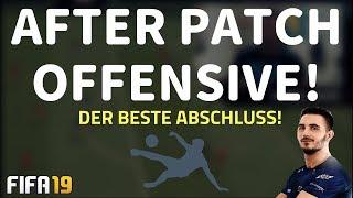 AFTER PATCH OFFENSIVTUTORIAL - DER BESTE ABSCHLUSS IM STRAFRAUM!   FIFA 19 Ultimate Team