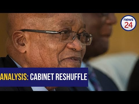 LIVE ANALYSIS: Making sense of Zuma's latest Cabinet reshuffle