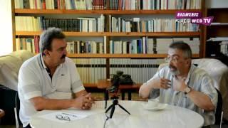 O  Χρ. Σπίγκος μιλά για την κεντροαριστερά-Eidisis.gr webTV