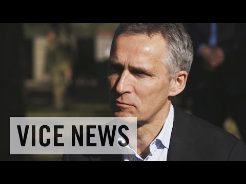 VICE News Meets NATO Secretary General Jens Stoltenberg (Excerpt from 'The Russians Are Coming')