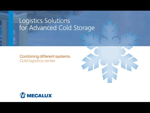 Cold logistics distribution center in the Food Industry | Mecalux Group