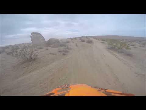 Rovers Desert Scramble 2018 First Loop.