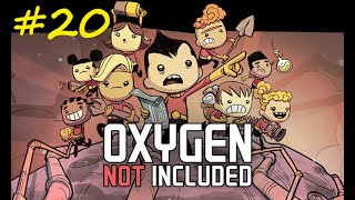 Fazla Hızlı Giriştik | Oxygen Not Included – Automation Pack BL#20