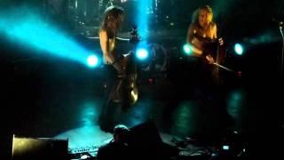 Apocalyptica - Inquisition Symphony - ARGENTINA 2012