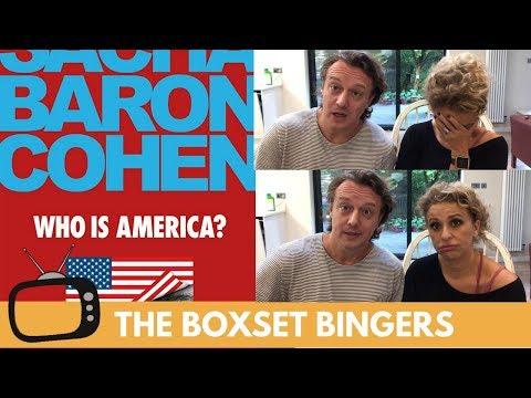 Who Is America (Sacha Baron Cohen TV Series) Ep.6 - Nadia Sawalha & Family Reaction & Review