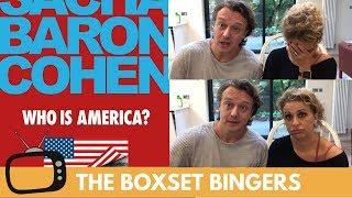 Who Is America (Sacha Baron Cohen TV Series) Ep.6 – Nadia Sawalha & Family Reaction & Review
