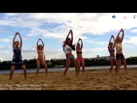 Dj Army   My Club   Isterik Dance Girls Original Mix 2