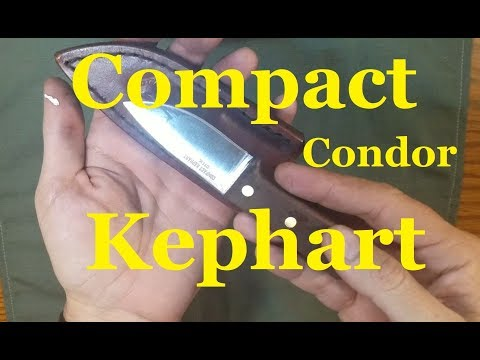 Condor Compact Kephart - First Look - You be the Judge