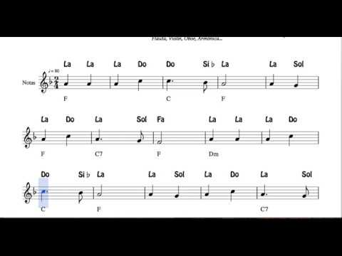 Angels We Have Heard On High Spanish Notes Sheet Music for Violin ...