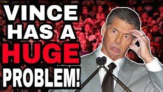 Vince McMahon Admits WWE Have A HUGE Problem!!! | WWE NEWS