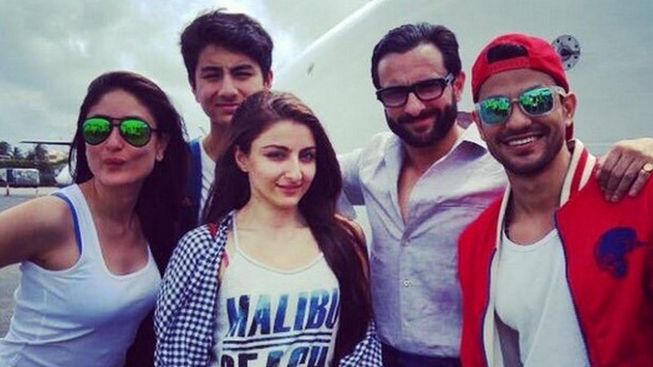 Kareena Kapoor Khan's SUMMER HOLIDAY photos with beau Saif ...