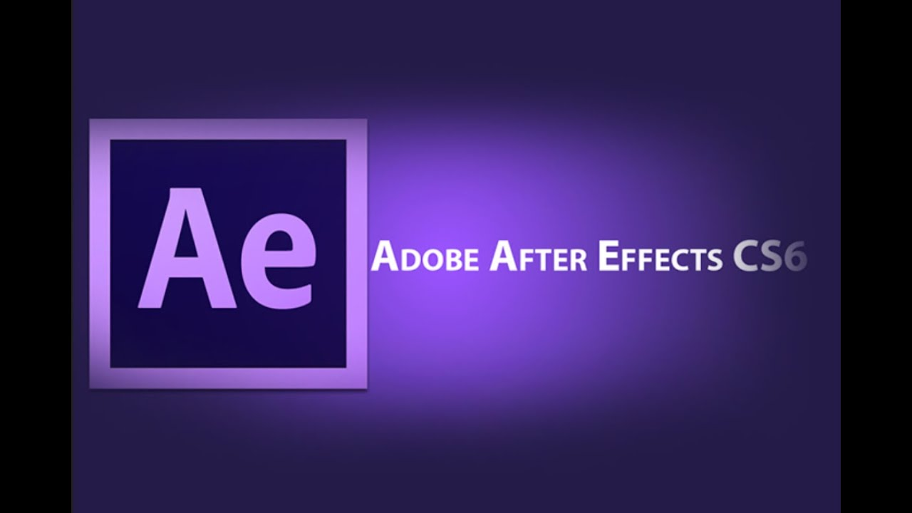 download adobe after effects cs6 portable free