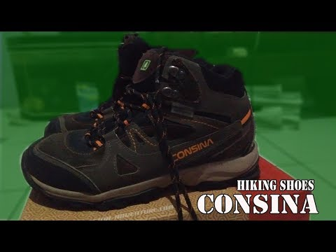 Light Hiking Boots/Sepatu Alpine Consina Original