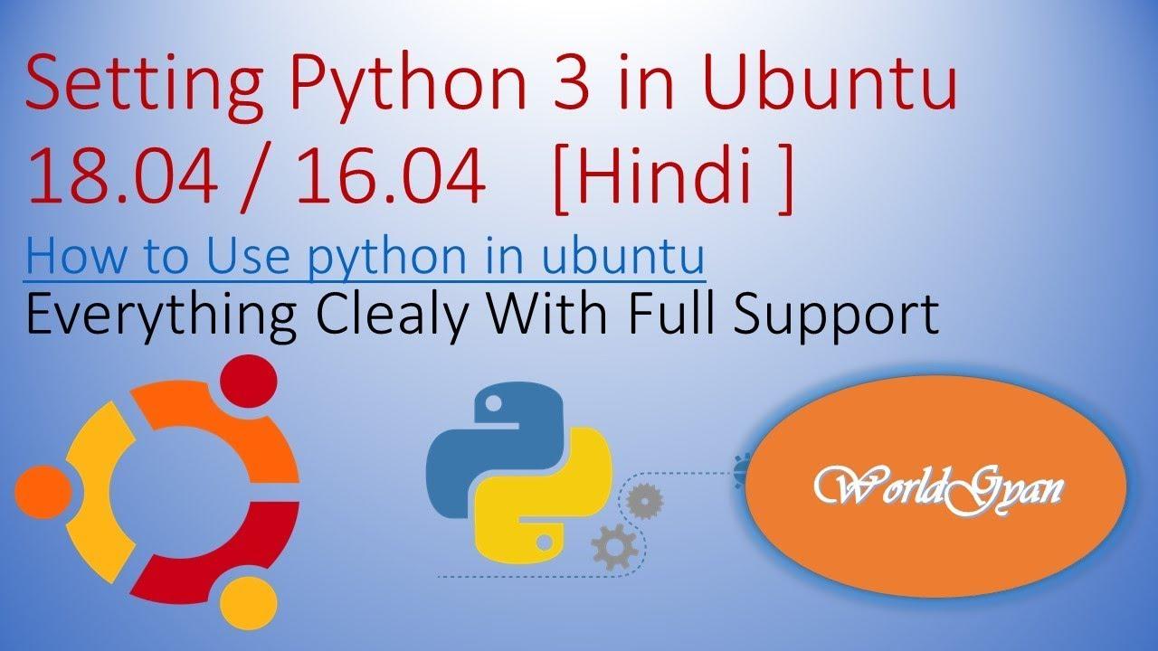 change python version ubuntu