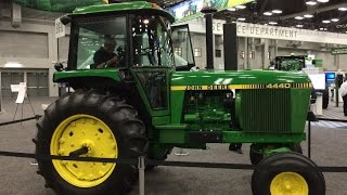 1981 John Deere 4440 Tractor with only 26 Hours - 2 Millionth Tractor off Waterloo Line