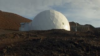 Mars Mission Simulated In Hawaii