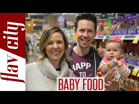 Babies First Foods Grocery Haul What To Buy And Avoid!