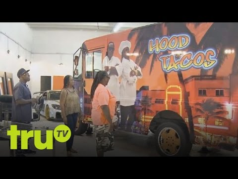 South Beach Tow Tricked Out Food Truck