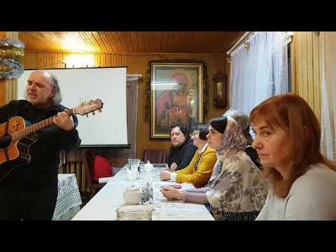 "Песня ""Слава Богу за всё!"" исполняет Евгений Фокин"