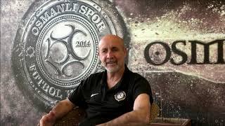 Osmanlıspor'un yeni teknik direktörü Ali Güneş, umutlu konuştu! | TFF 1. Lig
