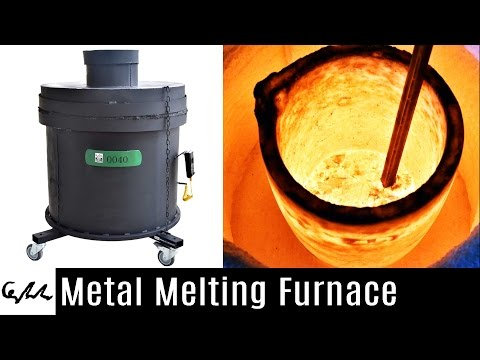 Metal Melting Furnace