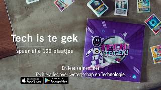 AH Tech is te Gek spaaractie