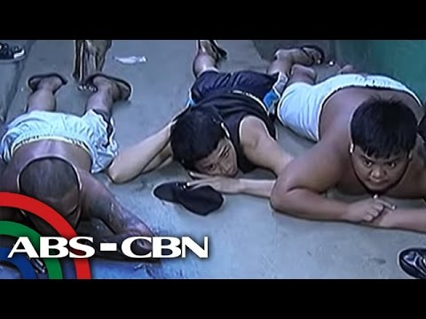 TV Patrol: Umano'y drug den sa Quezon City, sinalakay