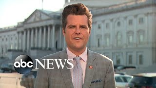 Rep. Gaetz: 'Lockdowns have likely impacted more Americans than the virus'