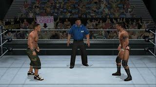 SmackDown vs. Raw 2008 PCSX2 1.4.0 Test 1080P 60FPS