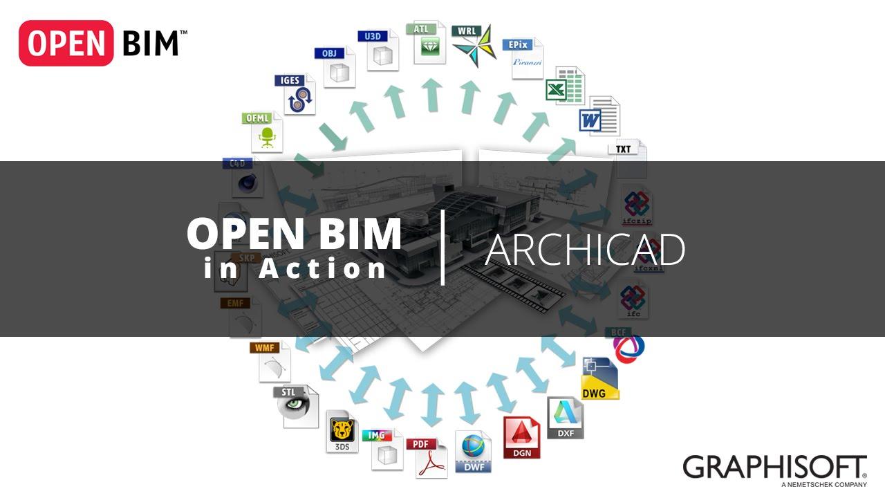 OPEN BIM in Action | ARCHICAD | Webinar