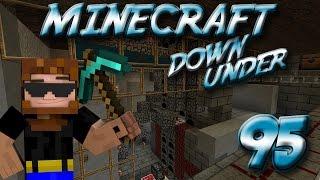 Minecraft Down Under Episode 95 - The Input Chest