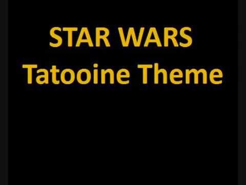 STAR WARS: Tatooine Theme