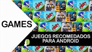LG G4  Los Mejores  Juegos  Games Recomendados HD PARA ANDROID