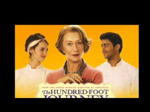 """A.R. Rahman - """"India Calling"""" From The Hundred Foot Journey OST Feat. Shalini Lakshmi On Vocals"""