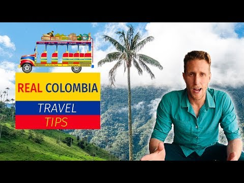 7 ADVANCED COLOMBIA TRAVEL TIPS (Colombia Travel Guide)
