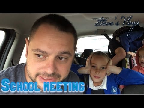 School meeting | Steve's Vlogs