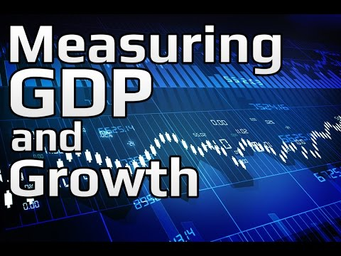 Defining GDP - Measuring GDP and Economic Growth (1/3) | Principles of Macroeconomics