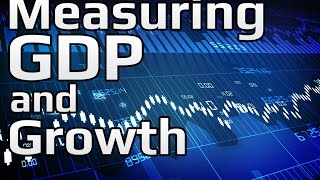 Defining Gdp - Measuring Gdp And Economic Growth  1/3    Principles Of Macroecon