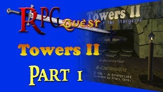 Video RPG Quest #150: Towers II: Plight of the Stargazer (Atari Jaguar) Part 1 download MP3, 3GP, MP4, WEBM, AVI, FLV Juli 2018