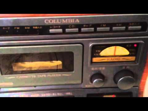 Colombia Radio Cassette Dia Than CD