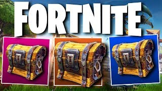 3 CHEST CHALLENGE - Fortnite
