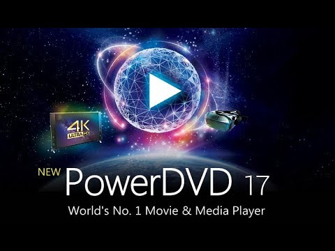 [How to Download and Install] PowerDVD17 Ultra Full Version